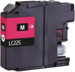 IBLC225XLMC Cartucho de tinta  Alternativo Brother MAGENTA, reemplaza a LC225XLM