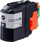 IBLC227XLBKC Cartucho de tinta  Alternativo Brother NEGRO, reemplaza a LC227XLBK